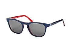Mexx 6367 200, Square Sonnenbrillen, Blau