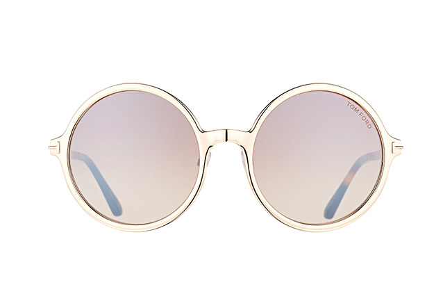 Tom Ford Ava-02 FT 0572/S 28G perspective view