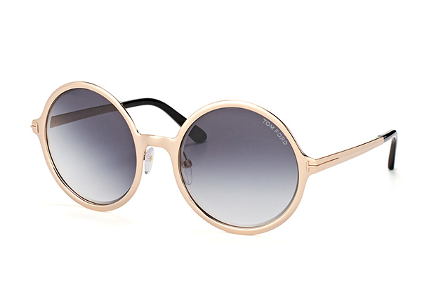 Tom Ford Ava-02 FT 0572/S 28B perspective view