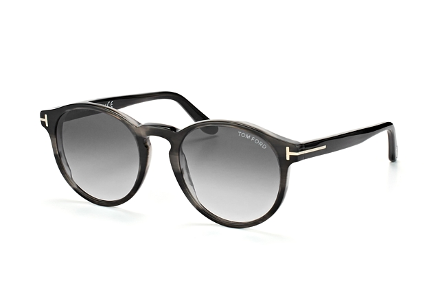 Tom Ford Ian-02 FT 0591/S 20B Perspektivenansicht