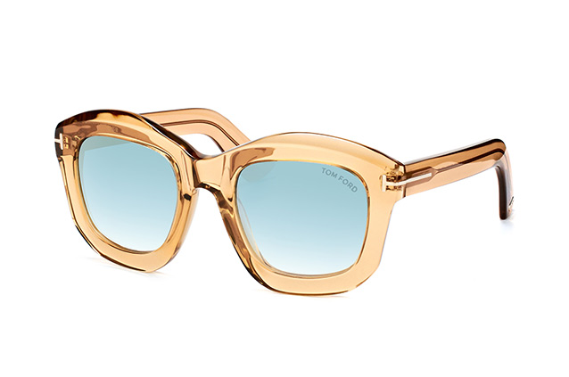Tom Ford Julia-02 FT 0582/S 45P perspective view