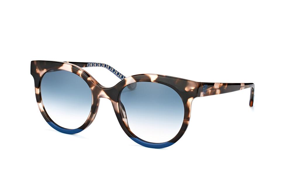SHE 745 0Agk, Round Sonnenbrillen, Blau