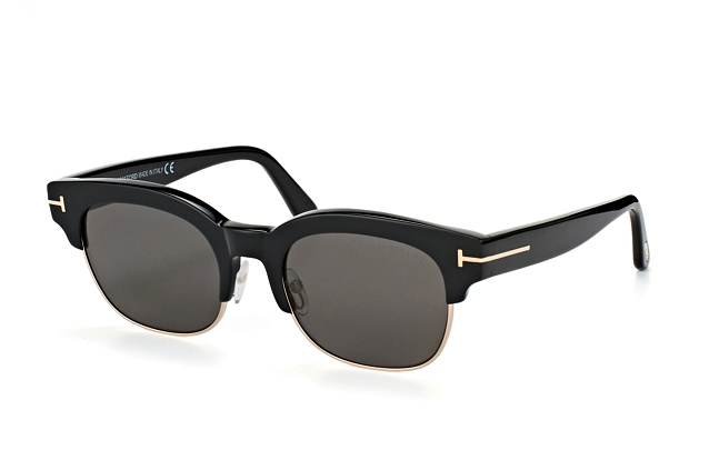 Tom Ford Harry-02 FT 0597/S 01D Perspektivenansicht