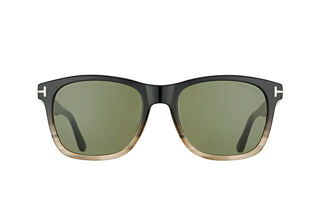 Tom Ford Eric-02 FT 0595/S 20N vista en perspectiva