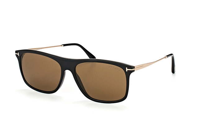 Tom Ford Max-02 FT 0588/S 01E Perspektivenansicht