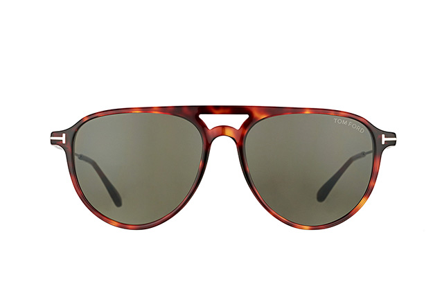 Tom Ford Carlo-02 FT 0587/S 54N Perspektivenansicht