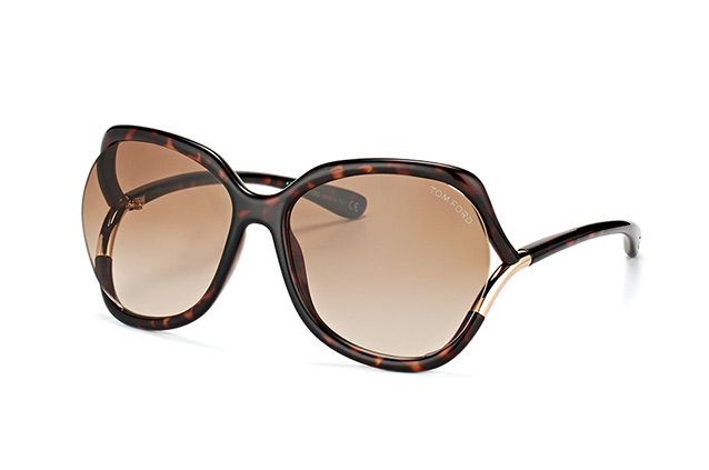 Tom Ford Anouk-02 FT 0578/S 52F Perspektivenansicht