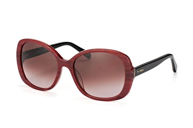 Fossil Damen Sonnenbrille » FOS 2059/S«, rot, K4G/HA - rot/braun