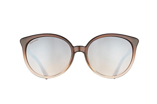 Swarovski Damen Sonnenbrille » SK0149-H«, braun, 48G - braun/braun