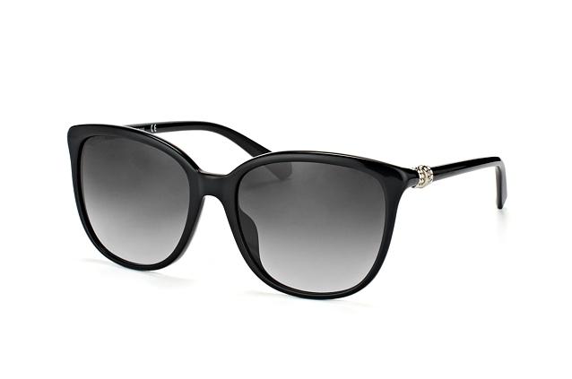 Swarovski Damen Sonnenbrille » SK0146-H«, schwarz, 01B - schwarz/grau