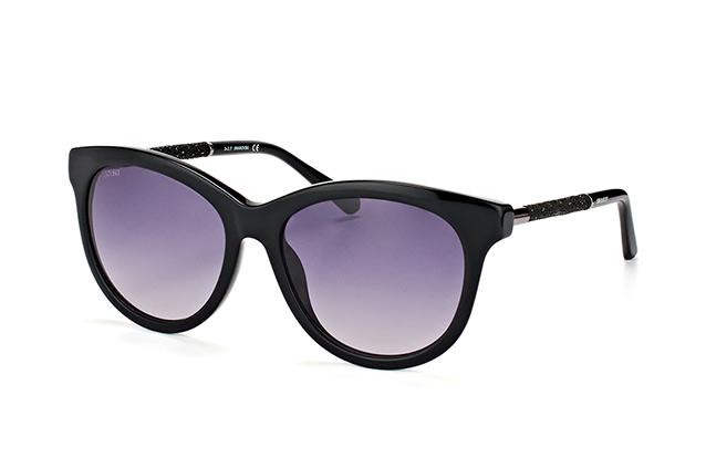 Swarovski Damen Sonnenbrille » SK0132«, schwarz, 01B - schwarz/grau