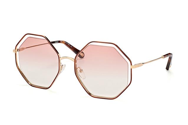 6edc4dcd13d7 ... Chloé Sunglasses  Chloé Poppy CE 132S 211. null perspective view ...