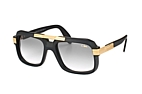 Cazal 663/3 11 Gold / Black / Gradient grey perspective view thumbnail