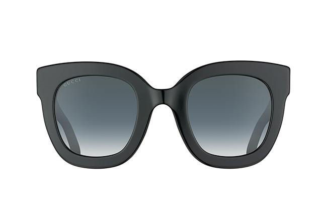 Gucci GG 0208S 001 perspective view