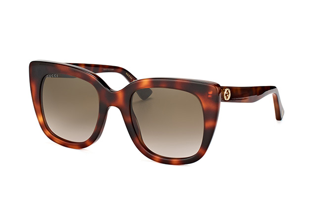 Gucci GG 0163S 002 perspective view