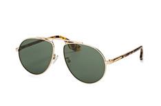 McQ MQ 0096S 005, Aviator Sonnenbrillen, Goldfarben