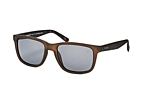 Timberland TB 9125/S 97D Havana / Polarised grey perspective view thumbnail