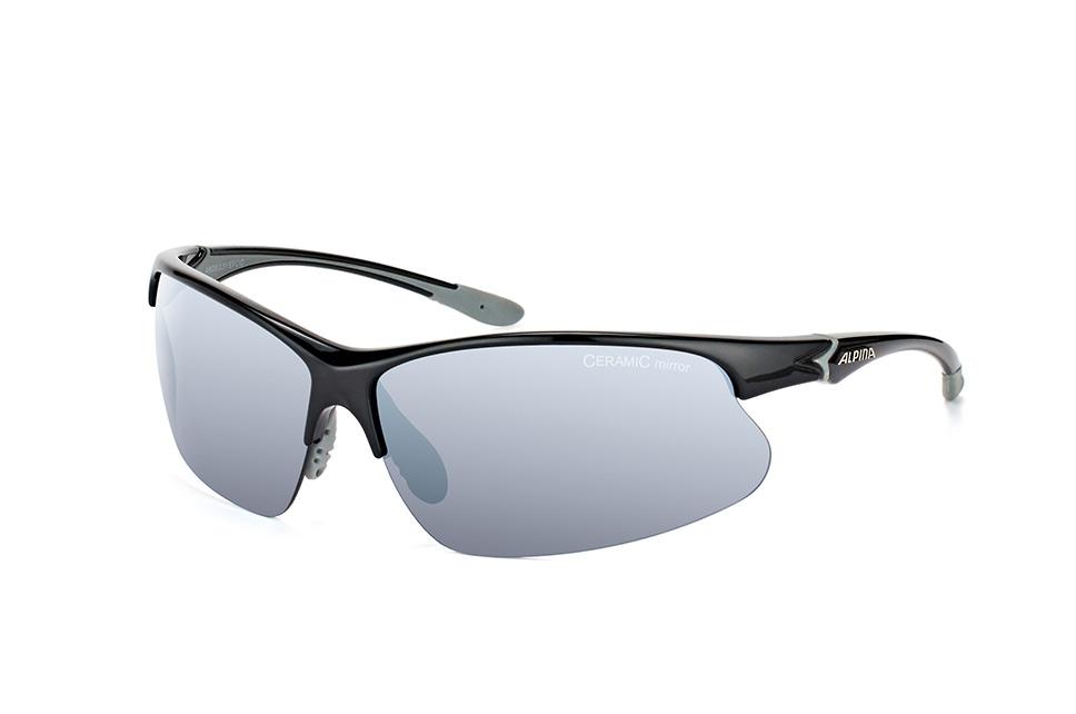 Dribs 3.0 A 8608 3.31, Sporty Sonnenbrillen, Schwarz