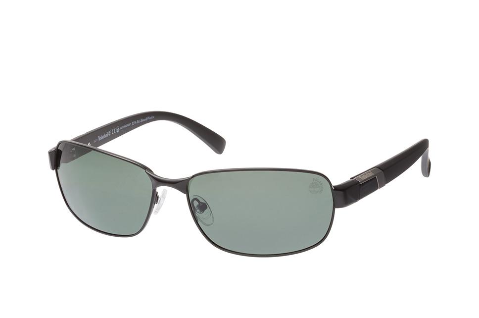 TB 9127/s 05R, Rectangle Sonnenbrillen, Schwarz