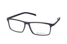 Freigeist 863019 70, Rectangle Brillen, Blau