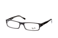 ray-ban-rx-5246-2034-large-rectangle-brillen-schwarz