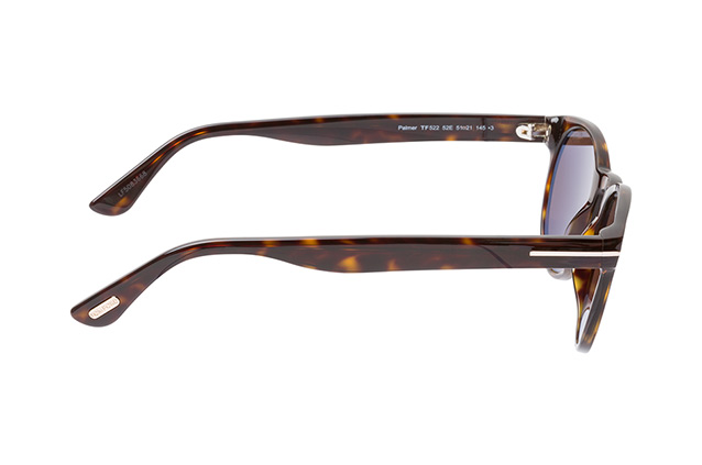 Tom Ford Palmer FT 522/S  52E vue en perpective