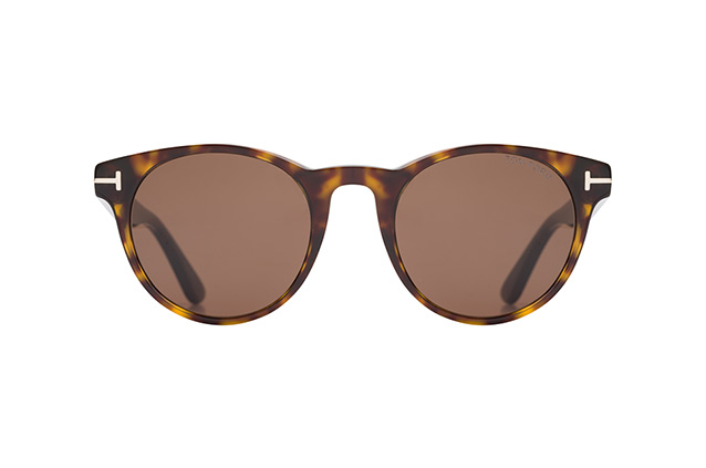 Tom Ford Palmer FT 522/S  52E vista en perspectiva