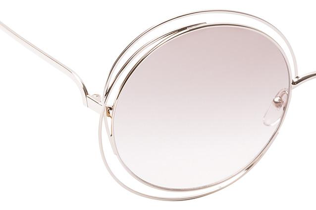Meilleur Endroit Prix Pas Cher Chloé Carlina CE 114SD 724 Style De Mode À La Mode Ct0VG5NH