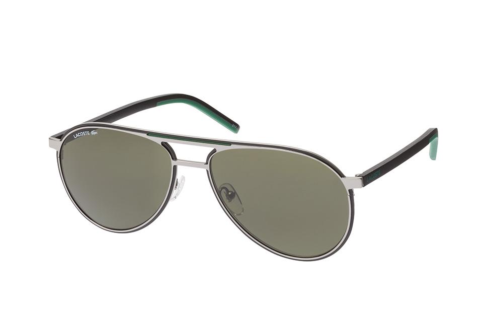 L 193S 035, Aviator Sonnenbrillen, Silber