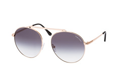 Tom Ford Simone-02 FT 0571/s 28B, Aviator Sonnenbrillen, Goldfarben
