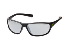 Nike Rabid EV 0603 007, Rectangle Sonnenbrillen, Schwarz