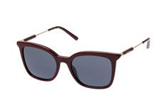 Calvin Klein CK 3204S 604, Butterfly Sonnenbrillen, Dunkelrot