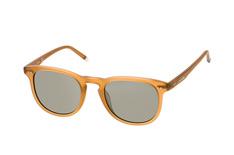 Calvin Klein CK 4321S 204, Round Sonnenbrillen, Braun