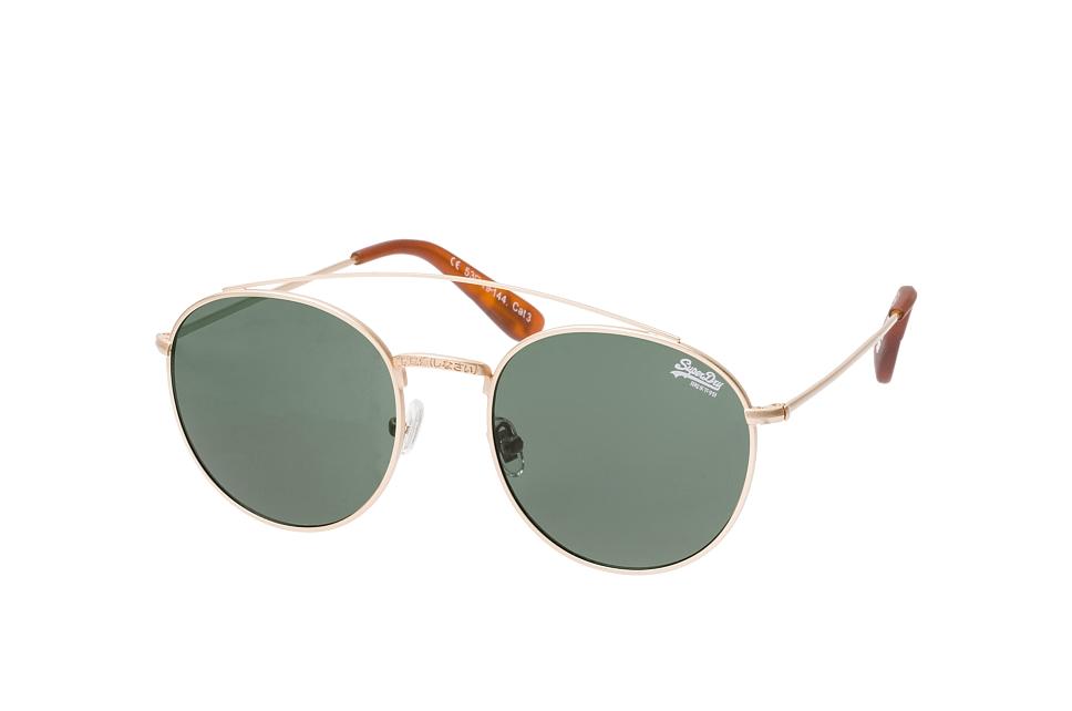 Indianna 001, Aviator Sonnenbrillen, Goldfarben