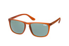 Superdry Shockwave 106 Havana / Brown / Green perspective view thumbnail
