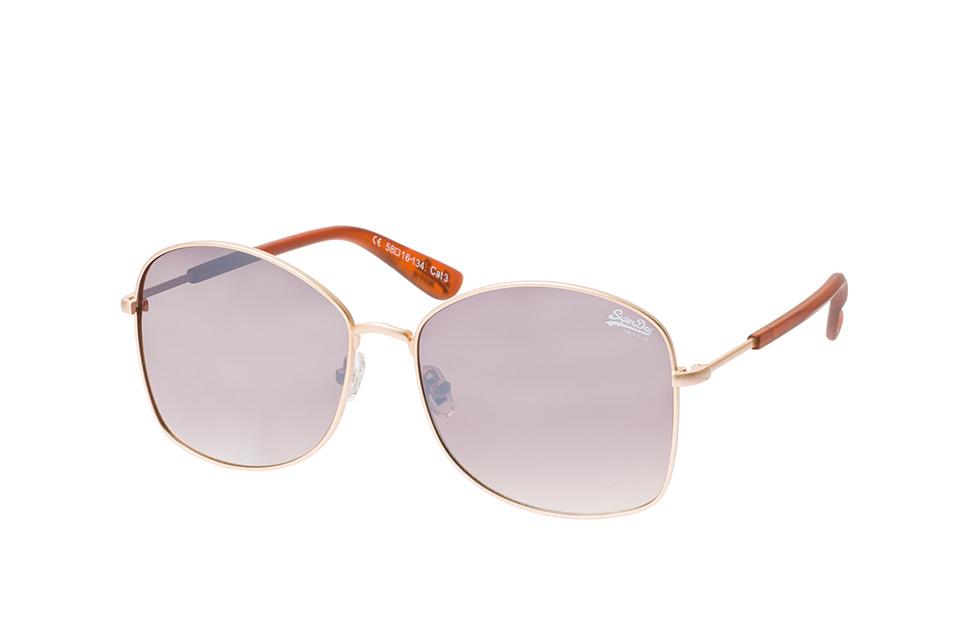 Lori 001, Aviator Sonnenbrillen, Goldfarben