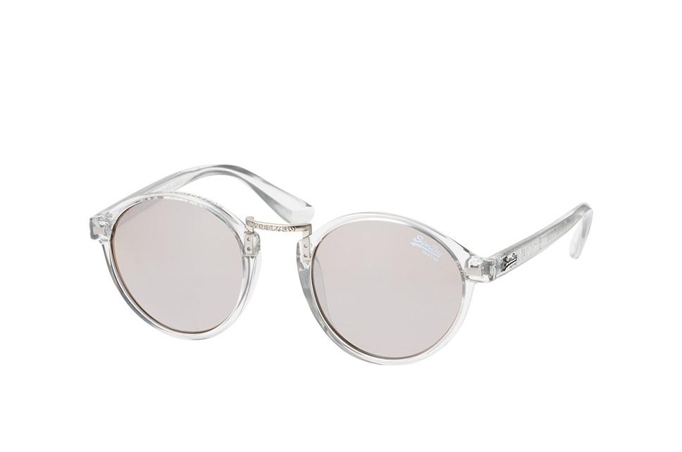 Crescendo 108, Round Sonnenbrillen, Transparent