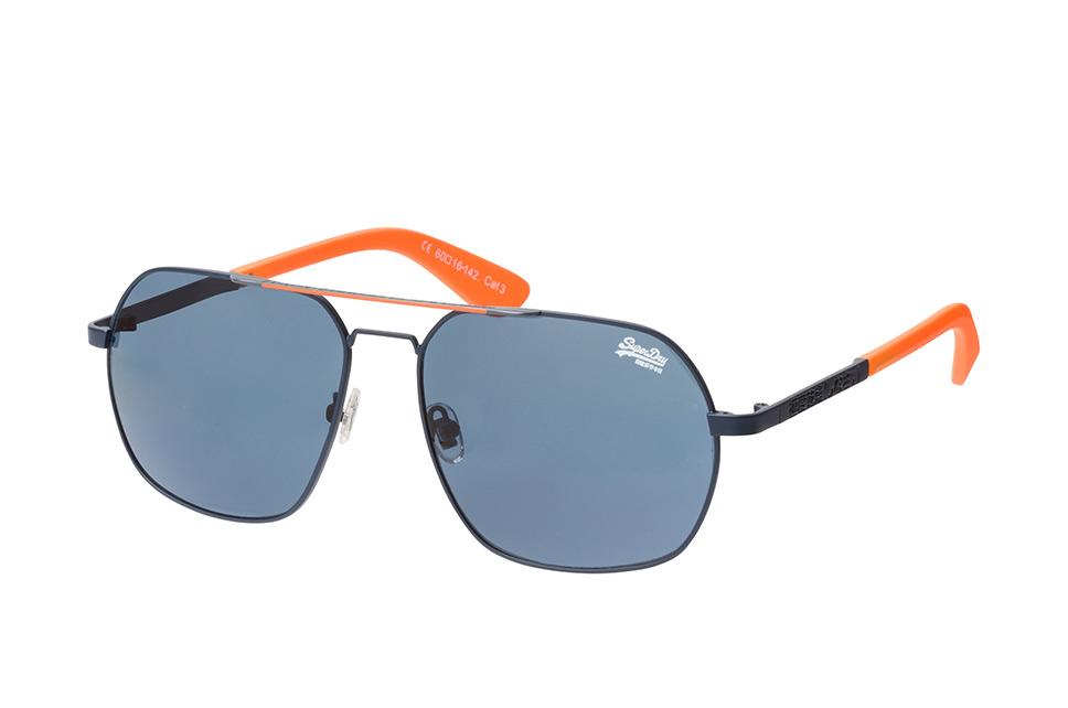 Raceway 205, Aviator Sonnenbrillen, Blau