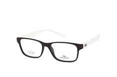 Lacoste L 3804B 004, Square Brillen, Schwarz