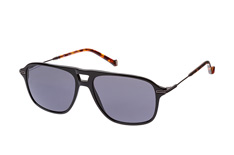 Hackett London HSB 865 01, Aviator Sonnenbrillen, Schwarz