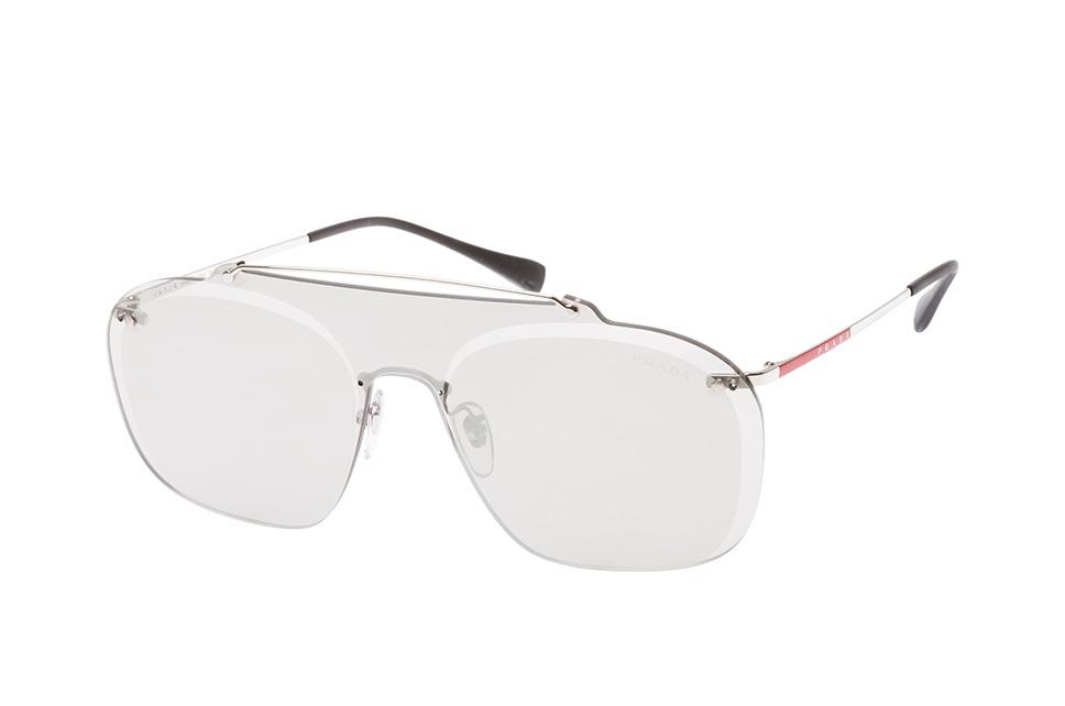 Linea Rossa PS 51Ts 1Bc-125, Singlelens Sonnenbrillen, Silber