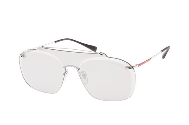 7982054f275 ... Sunglasses  Prada Linea Rossa PS 51TS 1BC-125. null perspective view ...