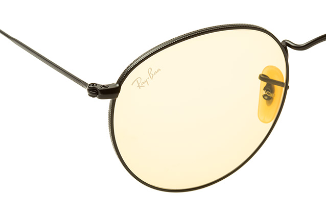 Ray-Ban Round Metal RB 3447 9066/4A L Perspektivenansicht