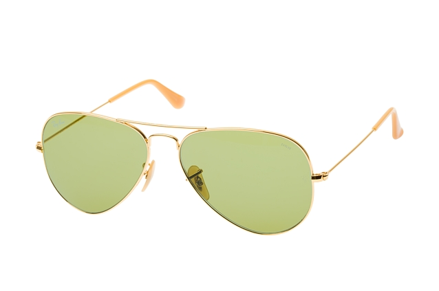 Ray-Ban Aviator large RB 3025 9064/4C vista en perspectiva