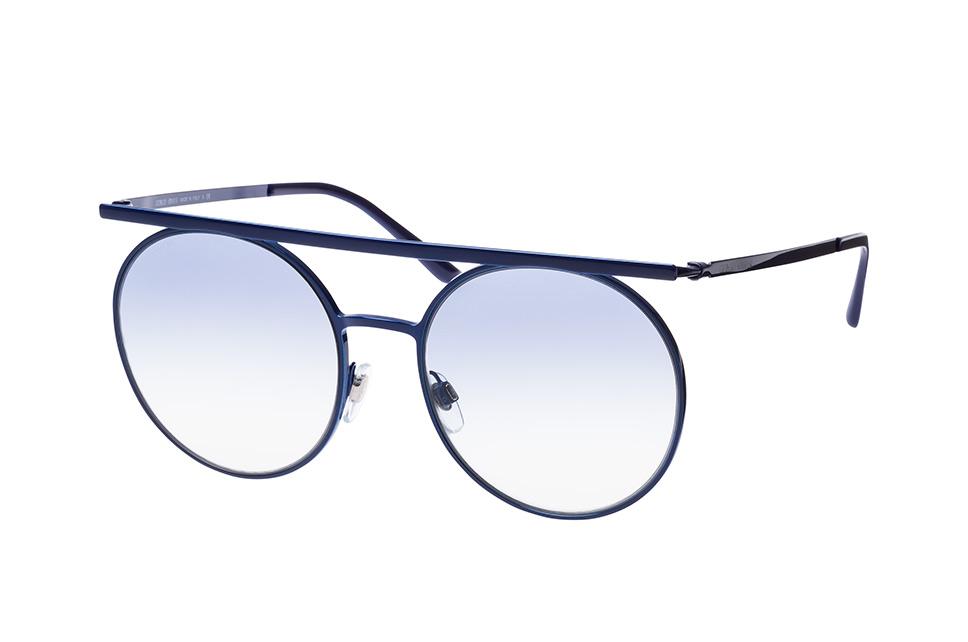AR 6069 3214/19, Round Sonnenbrillen, Blau