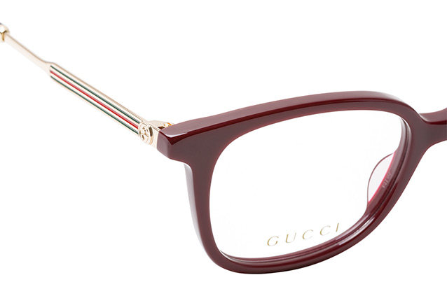 Gucci GG 0202O 004 perspective view