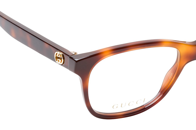 Gucci GG 0166O 004 perspective view