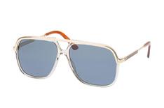 Gucci GG 0200S 004, Aviator Sonnenbrillen, Goldfarben