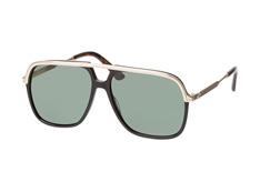 Gucci GG 0200S 001, Aviator Sonnenbrillen, Schwarz