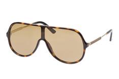 Gucci GG 0199S 003, Singlelens Sonnenbrillen, Havana